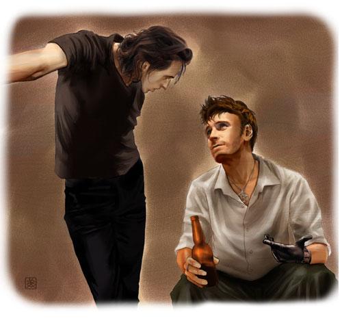 File:Thom & Harry, bros.jpg