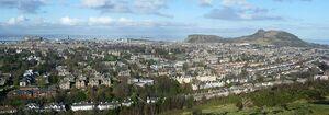 800px-View of Edinburgh from Blackford Hill 2