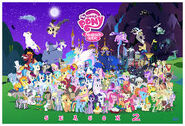 All the MLP characters