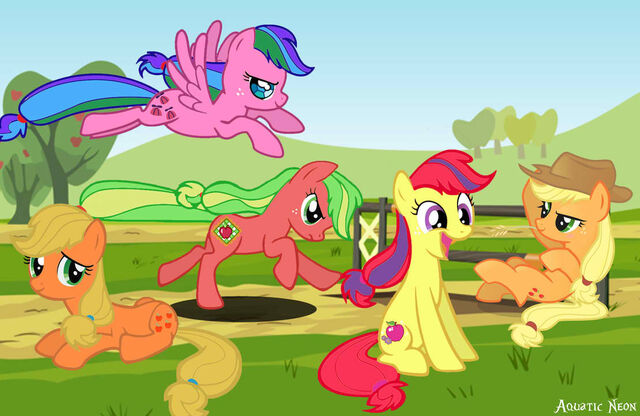 File:Applejack-and-her-ancestors-my-little-pony-friendship-is-magic-33900975-1109-721.jpg