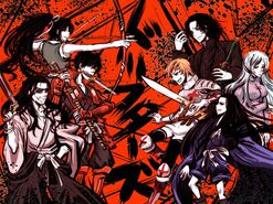 Drifters vs OFFSCURING .(Manga).600.1533023