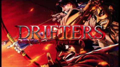 Drifters OP Full - Gospel of the Throttle (original full ver)