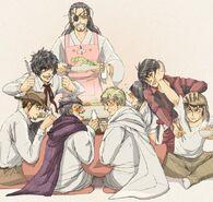 8 Drifters.(Manga).600.1533198