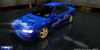 Impreza GC8 Bunta Fujiwara Ver. -Ultimate Collaboration-