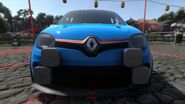 Renault Twin 'Run Concept front