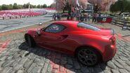 DRIVECLUB Alfa Romeo side left
