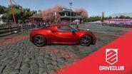 DRIVECLUB™ Alfa Romeo side