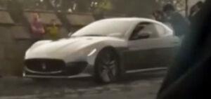 Maserati GT (Entrance) DC