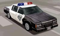 Driver Wheelman San Francisco Police 1