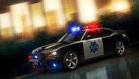 Dodge Charger SRT 8 2009 cop webtcm2125689