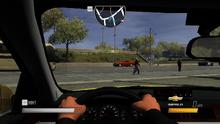Chevrolet Impala Cockpit