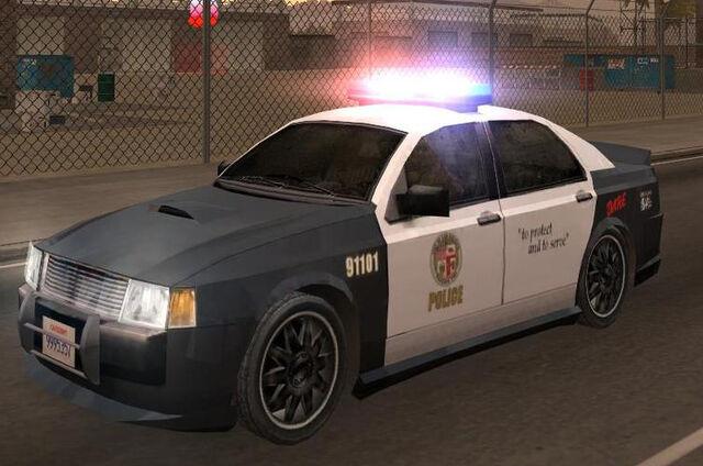 File:Driver Parallel Lines Cop Car LAPD.jpg