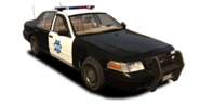 Ford crown victoria police interceptor Driver SanF