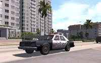 Driv3r Coche De Policía Miami
