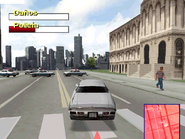Driver 2 Captura Chicago PS1