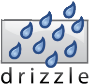 Square-over-drizzle