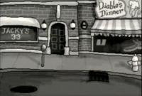 Diablo's Dinner