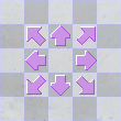 ForceArrows 5x5