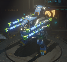Assault plasma equipped
