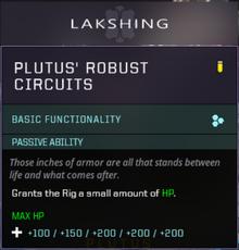 Plutus defensive slot gearbox