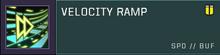Velocity ramp title