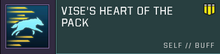 Heart of the pack icon