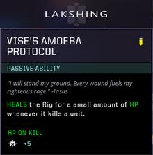 Amoeba Protocol gearbox