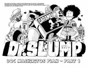 Dr. mashirito's ambition