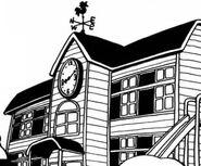 Penguin village middle school manga