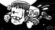 Trampire's follower 1 manga