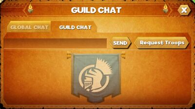 Guild chat