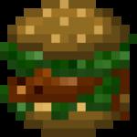 Display Rat Burger