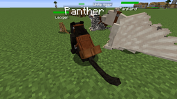 Panther chest
