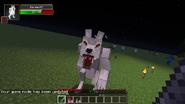 Silver sword werewolf