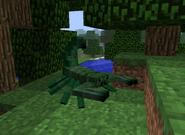 Green Scorpion