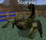 Undead Scorpion