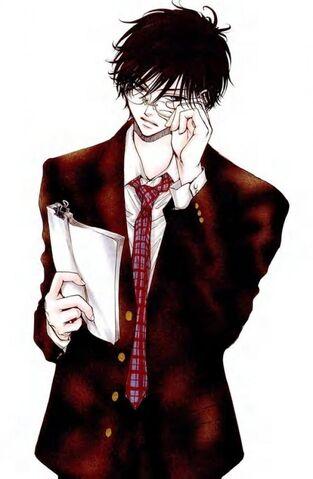 File:Adjusting-glasses-glasses-male-messy-hair-ootori-kyoya-ouran-high-school-host-club-suit-necktie-5353a74931070.jpg