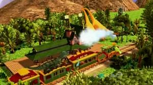 Brachiosaurus Gardens