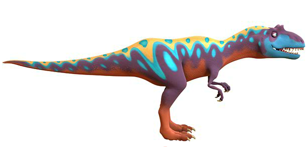 Allosaurus | Dinosaur Train Wiki | FANDOM powered by Wikia