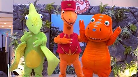 Dinosaur Train Live