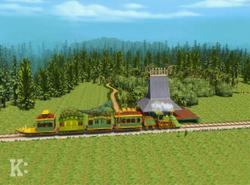 Pteranodon Trail Station