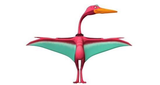 Quetzalcoatlus   Dinosaur Train Wiki   FANDOM powered by Wikia