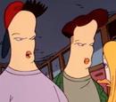 McGaragle Twins