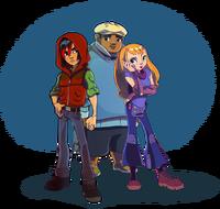 Kaijudo Characters