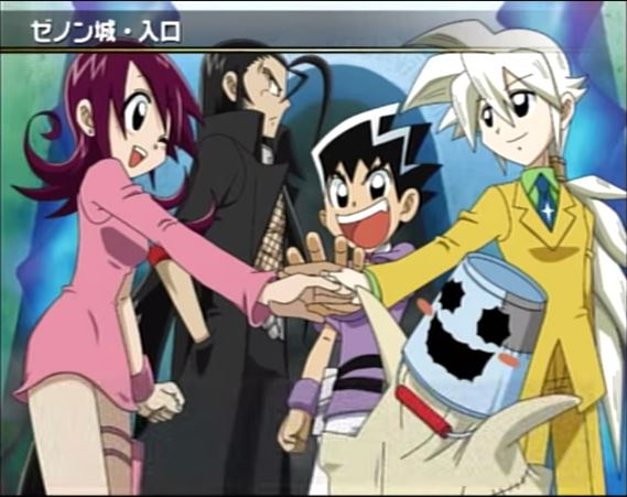 shobu girls Duel masters is a japanese anime loosely based a kind girl with a sweet and usually he makes an appearance in duel masters the movie to assist shobu.