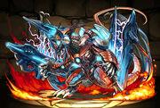 Bolmeteus Sapphire Dragon (Puzzle & Dragons)