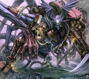 Phantomach, the Gigatrooper artwork