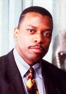 Detective James Huey