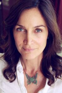 Carrie-Anne Moss Actress