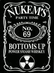 Duke nukem whiskey label by emptysamurai-d4dar0u.png